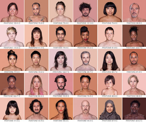 Serie HUMANAE, de Angélica Dass