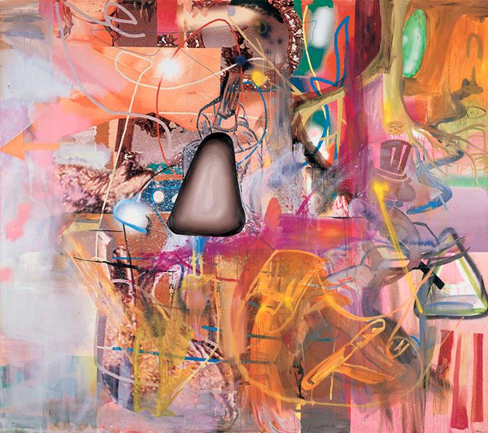 Resultado de imagen de albert oehlen obras