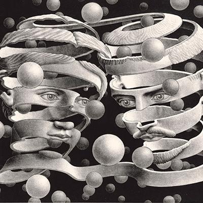 EL UNIVERSO CREATIVO DE M.C.ESCHER