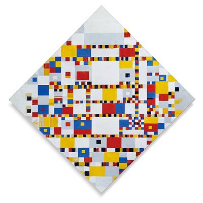 Mondrian, talento del Neoplasticismo