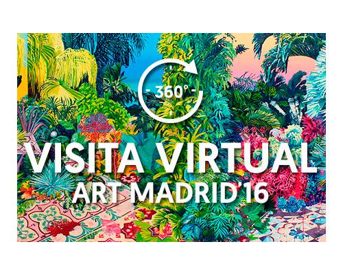 Visita virtual Art Madrid