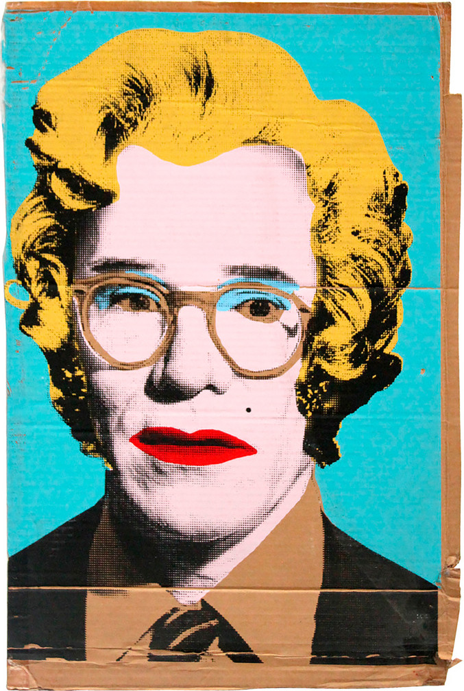 Mr. Brainwash | Andy Warhol