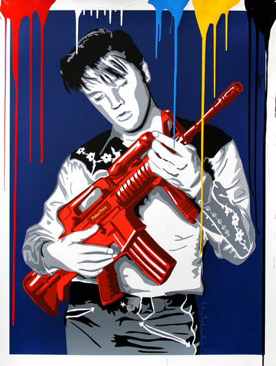 Mr. Brainwash | Don't be cruel
