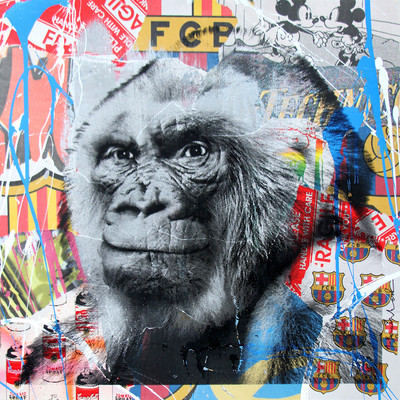 Mr. Brainwash | Floquet de Neu 8