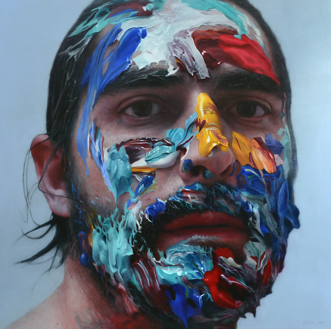 Eloy Morales | Paint in my head 2