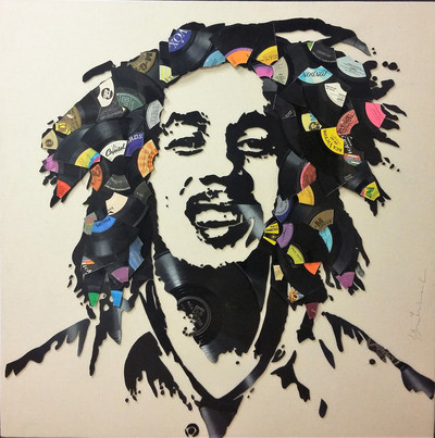Mr. Brainwash | Bob Marley