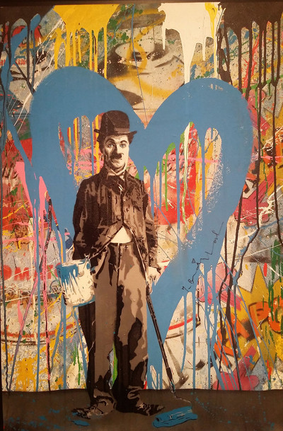 Mr. Brainwash | Chaplin