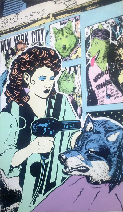 Faile | Palette NYC You and Me