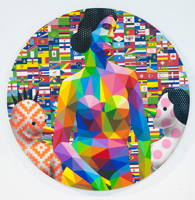Okuda San Miguel | Women on the World