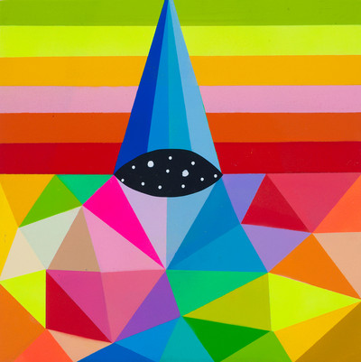 Okuda San Miguel | Eye to the universe
