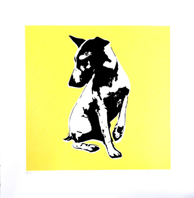Blek Le Rat | His Master is Voiceless yellow