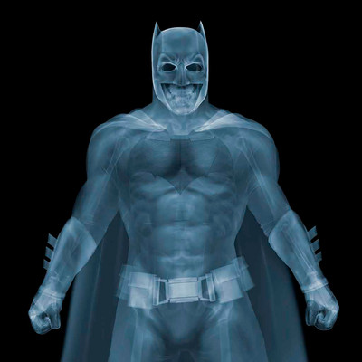 Nick Veasey | Batman
