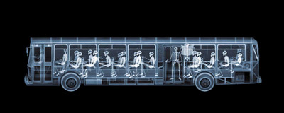 Nick Veasey | Bus