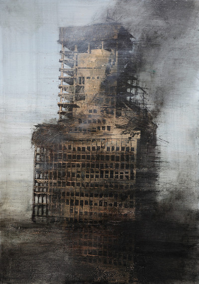 Alejandro Quincoces | The windsor building burnt