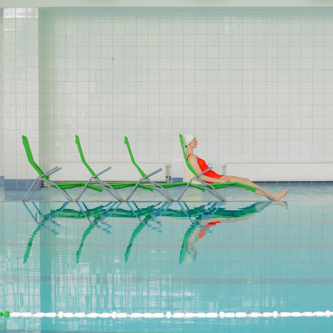 Mária Švarbová | Swimming Pool, Seats