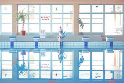 Mária Švarbová | Swimming Pool, Life Whell