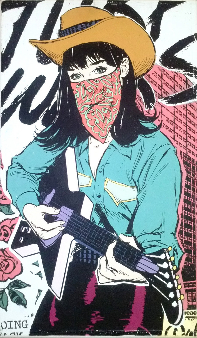 Faile | Palette Going Back to Dallas